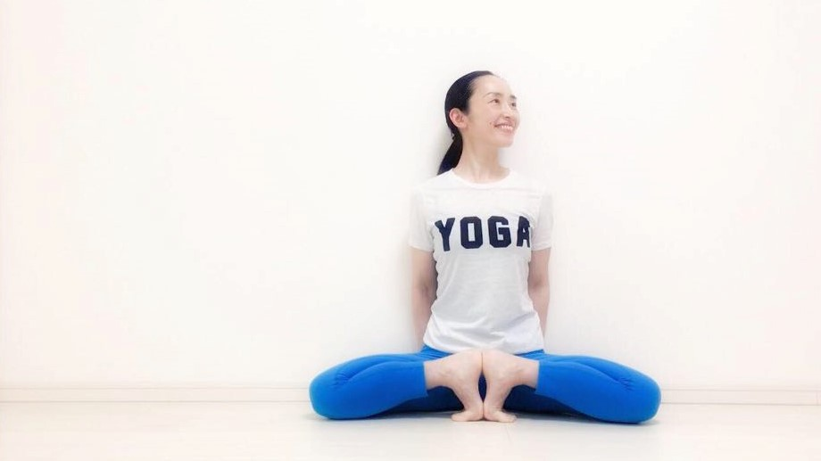 Keiko's Yoga May in March 2021 at @Yoga Studio in Kichijoji.
